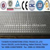 2021-T4 Aluminium Embossed Plate for Transportation Tools