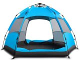 Pop up Family Camping Tent of 3-5 Persons