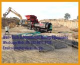 Mobile Sand Gold Trommel Drum Screen