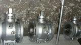 Jacketed Pressure Balanced Lubricating Plug Valve (GABX47F)
