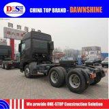 China Mongolia Price Euro 5 Man 6X4 Tractor Beiben Truck