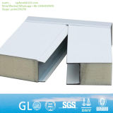 Waterproof 1.5mm 12m Length PU Foam Fiberglass Sandwich Panel Wholesale
