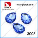 Fancy Crystal Glass Beads Stones Teardrop Jewelry Beads