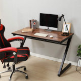 Modern Design Z-Shape Computer Desk Writing Desk Gaming Desk for Home