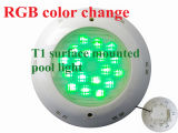 Cheap IP68 IP68 100% Waterproof Plastic LED Surface Mount Pool Light