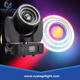 40W LED Mini Moving Head Beam Lights with LED Strip