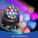 RGBW 12X40W LED Disco Zoom Wash Moving Head Beam Stage Lighting