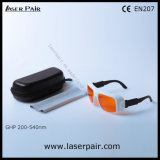 Excimer/Ultraviolet/Green Laser Protection Glasses/ Laser Safety Goggles /200-540nm O. D5+ with Frame36