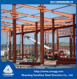 High Quality Painted Structure Steel Light Prefabricated Workshop Building Material