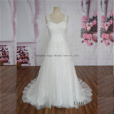 Factory Outlet Beaded Sash 2017 New Arrivals Wedding Dress Gown