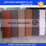 International Popular Colorful Bond Stone Coated Metal Roof Tiles