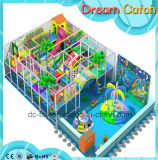 Factory Price Commercial Used Soft Playground, Children Indoor Play Equipment