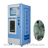 Wholesale 24h Auto Pure Water Dispenser Station with Washing Bottle
