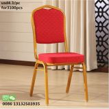 Modern Design Iron Frame Banquet Chair Used Banquet and Church Tent