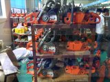 Gasoline Engine Hand Tool Eh 365 Chainsaw