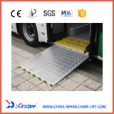 Electric Wheelchair Ramp, Electric Aluminum Ramp Passed EMC Test