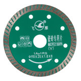 Super Thin Diamond Saw Blade for Cutting Porcelain and Ceramic