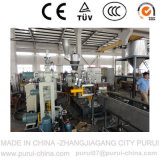 Waste Pet Bottle Flakes Recycling Machine for Pet Pelletizing