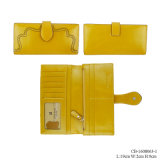 Lady's Fashion High Quality PU Leather Purse (CB-1608063)