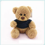 Promotional Custom Logo Teddy Bear with T Shirt