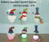LED Lighting Santa Snowman EVA Gift