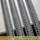 """Galvanized Slotted Angle Bar with Equal or Unequal Length; 1-1/2""""X1-1/2""""X1.45mmx10'; 1-1/2""""X2-1/2""""X1.45mm X 10'"""