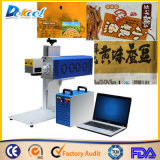 CNC Laser Marker Food Production Date Marking Machine Package Industry