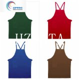 Cooking Cheap Wholesale Kitchen Apron with Custom Logo Printed