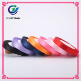 Polyester Cheap Custom Colorful Satin Ribbon Manufacturer