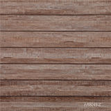 Straight Wood Grain Flooring Paper