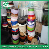 High Glossy/Embossed/Matt/Wood Grain/Solid Colour/Textured Furniture Parts Customize Plastic PVC Edge Banding Tape Furniture Accessories