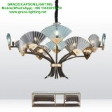 Factory Wholesale New Lamp Ce Approved Store House Chandelier (GD-7435-9)