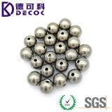 16mm Diameter Carbon Steel 6mm Hole Metal Bead