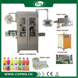 Automatic Drinking Bottle PVC Shrink Sleeve Labeling Machine