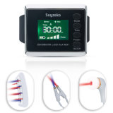 Low Level Laser Therapy Physical Equipment Wrist Watch for Diabetics