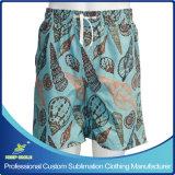 Customized Custom Sublimation Youth Beachwear Beach Sports Board Short