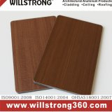 Aluminum Corrugated Composite Panel Aluminum Sandwich Panel
