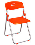 Plastic Folding Chair Cheap and Hot Selling Outdoor Dining and Leisure Home Use Furniture