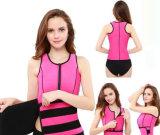 Slimming Neoprene Shapewear Body Shaper Vest Suit for Weight Loss Sports Fitness Gym Wear Waist Trainer Corset Slimming Apparel