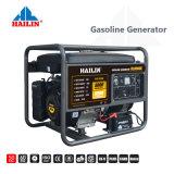 Top Sale 5kw Cheap Wholesale Portable Gasoline Generator with Wheel Handle