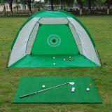 15mm Golf Mat Nylon Knitted Crimp 10mm Hi-Elastic Textile Fiber 10mm Foam Rubber Golf Driving Ranges