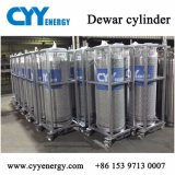 Good Quality High Pressure Cryogenic LNG Lco2 Cylinder Dewar with Famous Brand Cyy Energy