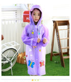 New Fashion Unisex Children Waterproof Kids Boys Girls Jumpsuit Raincoat Hooded Rain Coat Waterproof Hiking Rainwear for Kid