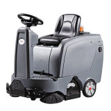 Compact Road Cleaning Ride on Floor Sweeper