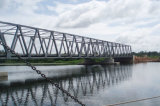 SGS Approved Prefabricated Steel Structural Bridge