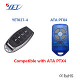 ATA Ptx4 Garage Door Remote Control Ptx-4 Replacement - Batteries Included