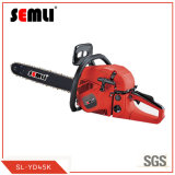 Low-Vibration Garden Tool Cutting Gasoline Chainsaw
