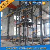 Cargo Platform Electric Fixed Hydraulic Delivery Lifting Equipment Ce SGS Price