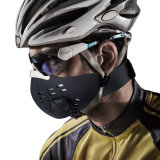 Custom Diving Neoprene Sports Windproof Anti Smog Mask Filters Strap