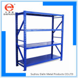blue Type Warehouse Middle Storage Rack